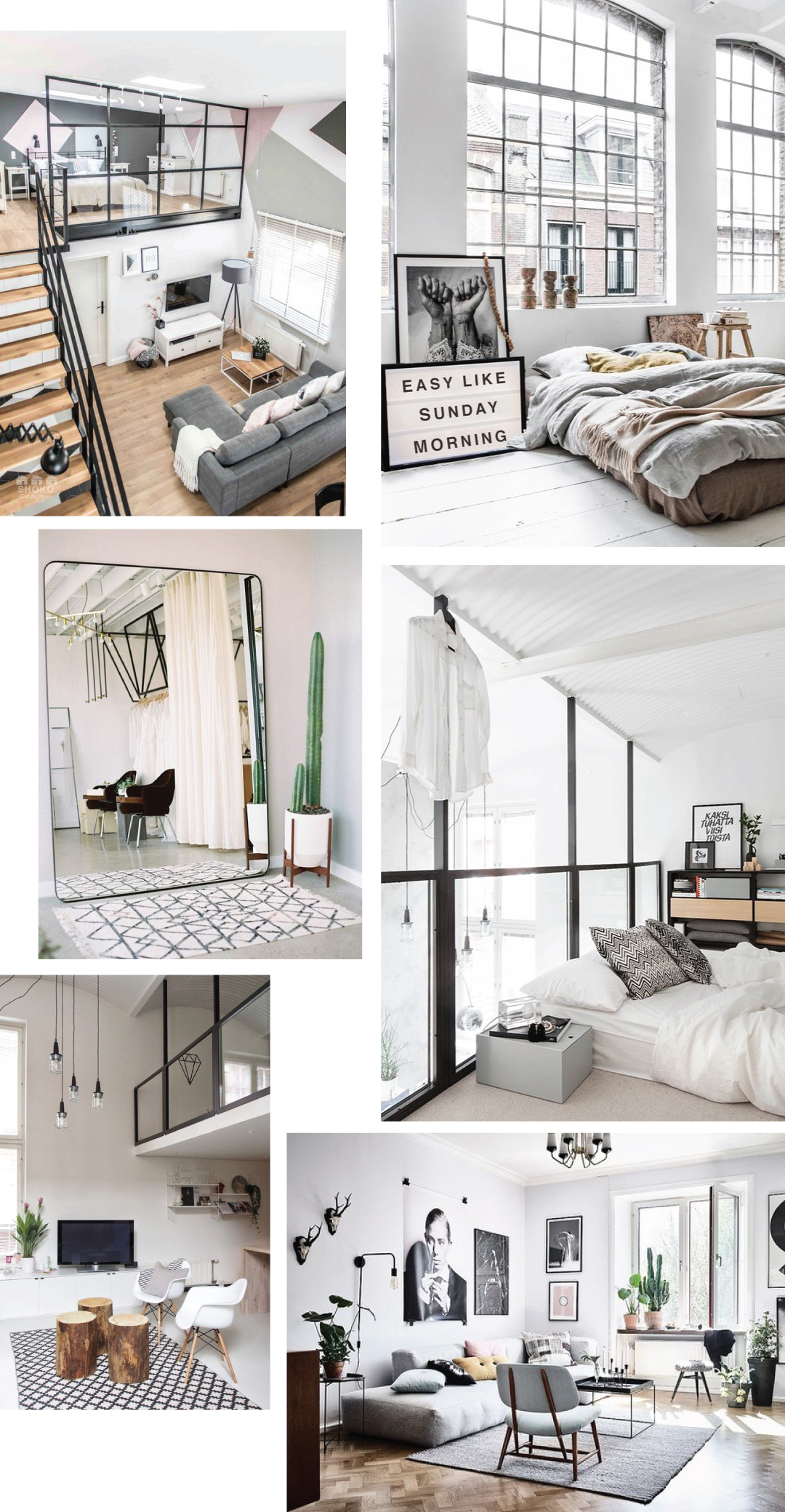 Loft Inspiration - Soophisticated