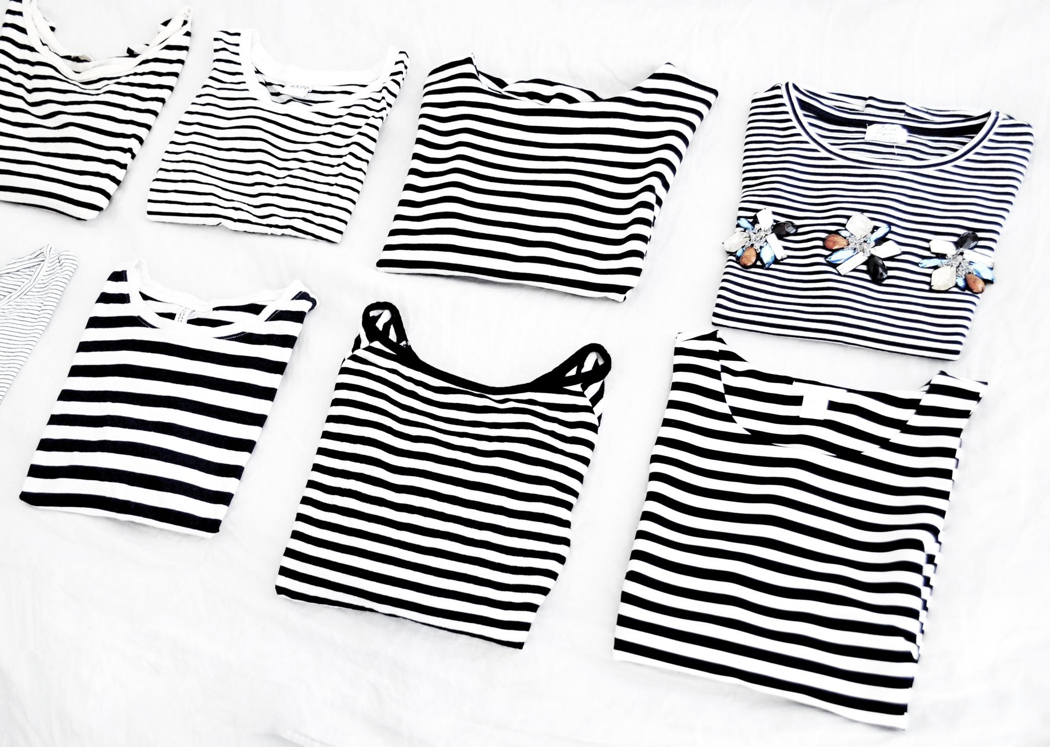 Soophisticated - Striped Top Addiction