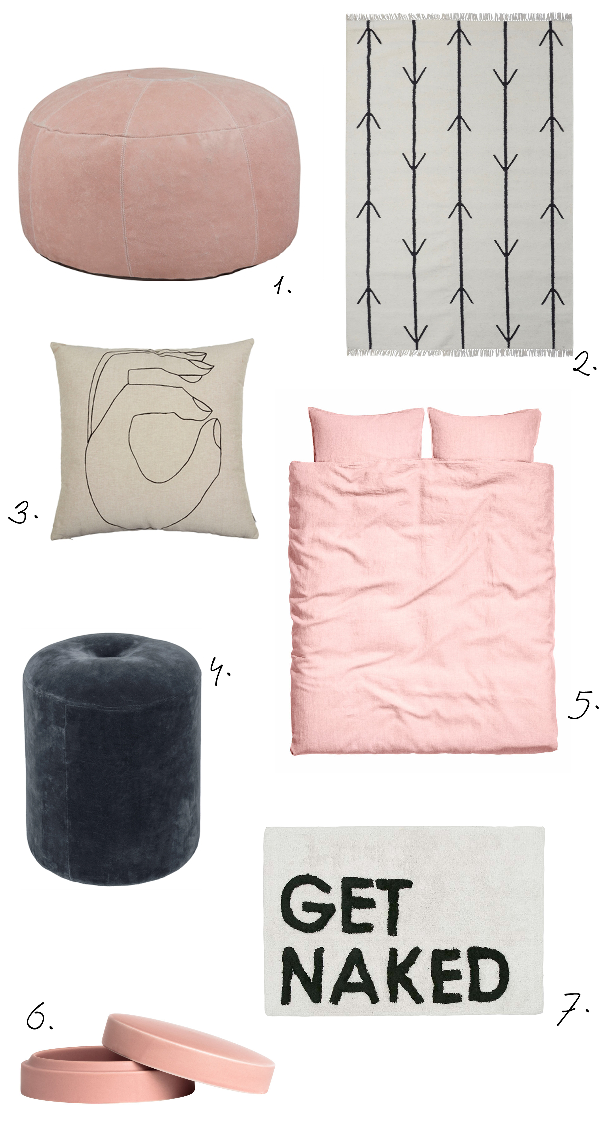 Interior Wishlist Accessories - Soophisticated