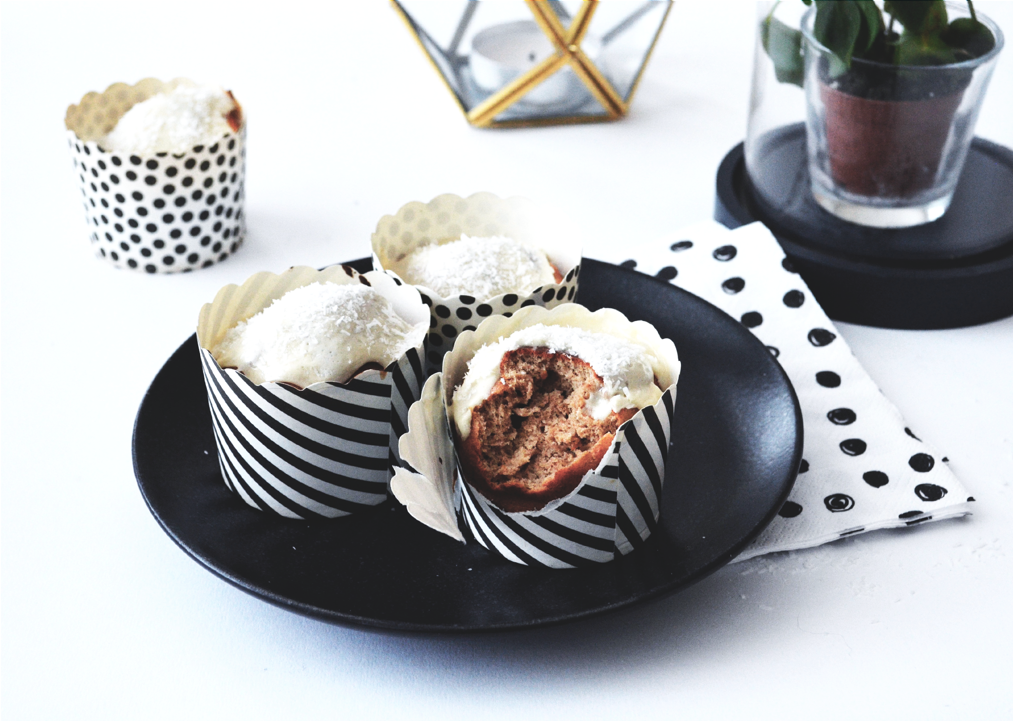 Protein Muffins - Soophisticated