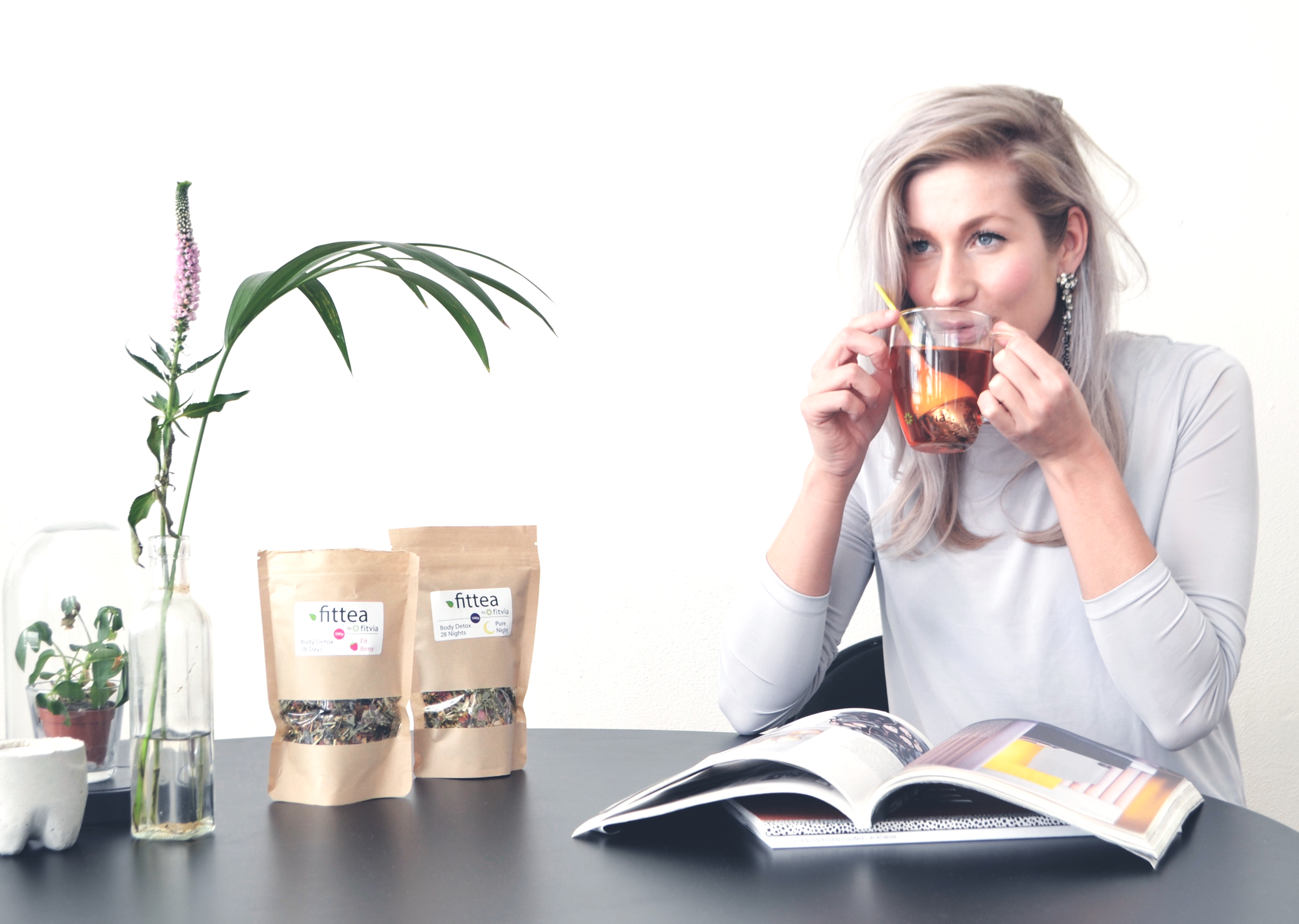 Fittea by Fitvia - Detox