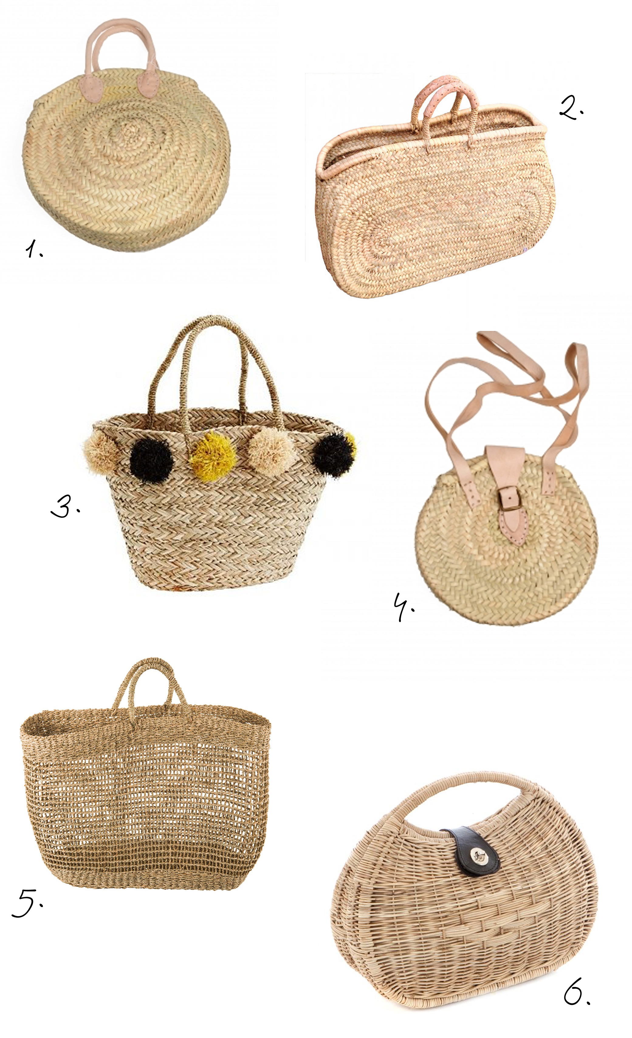 Basket Bag - Soophisticated