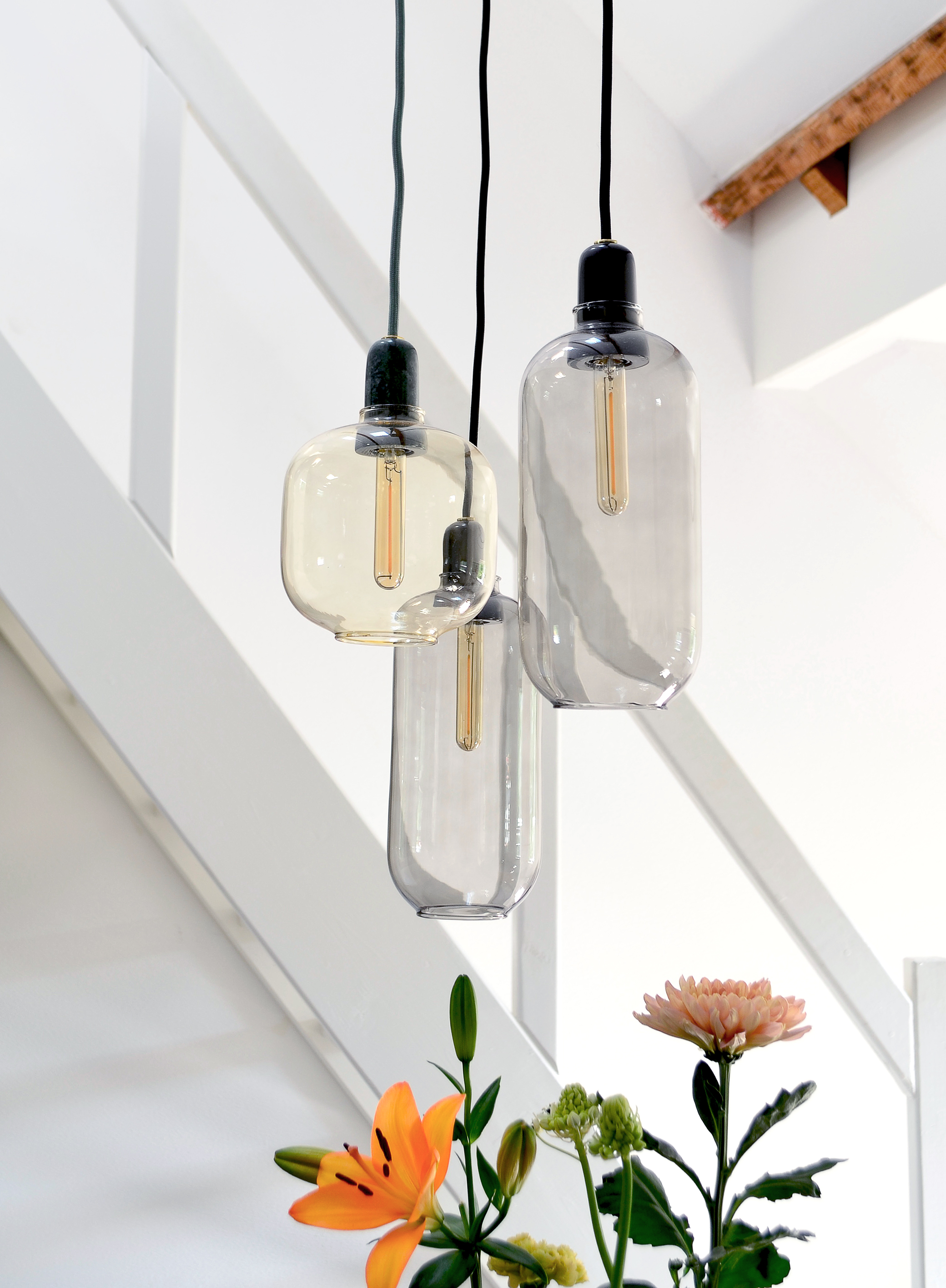 Loft Apartment - Amp Lamps Normann Copenhagen - Soophisticated